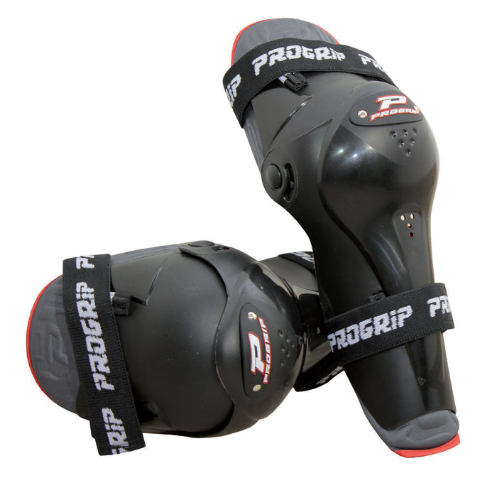 Knee-Elbow Progrip Black