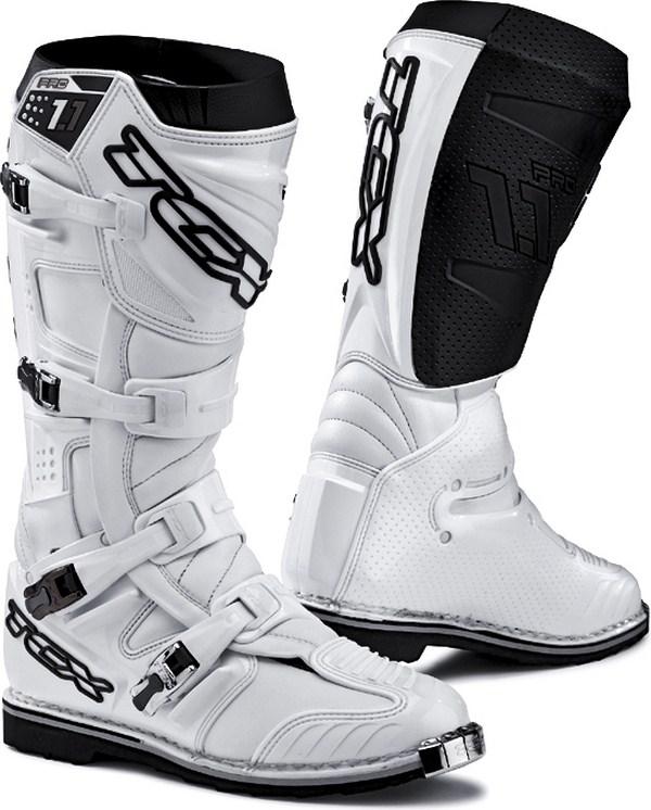 Stivali moto off-road Tcx Pro 1.1 Evo bianchi