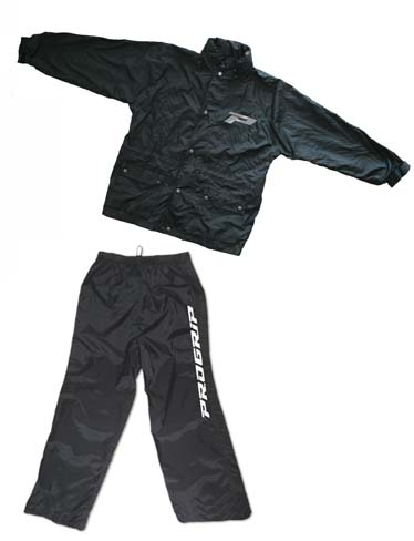 Piece suit waterproof Progrip Black