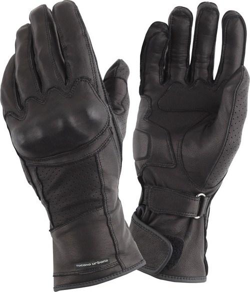 Tucano Urbano Trip 9899 leather gloves black