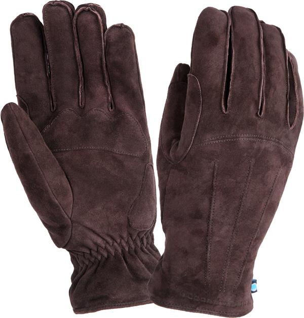 Tucano Urbano Softy Suede gloves brown