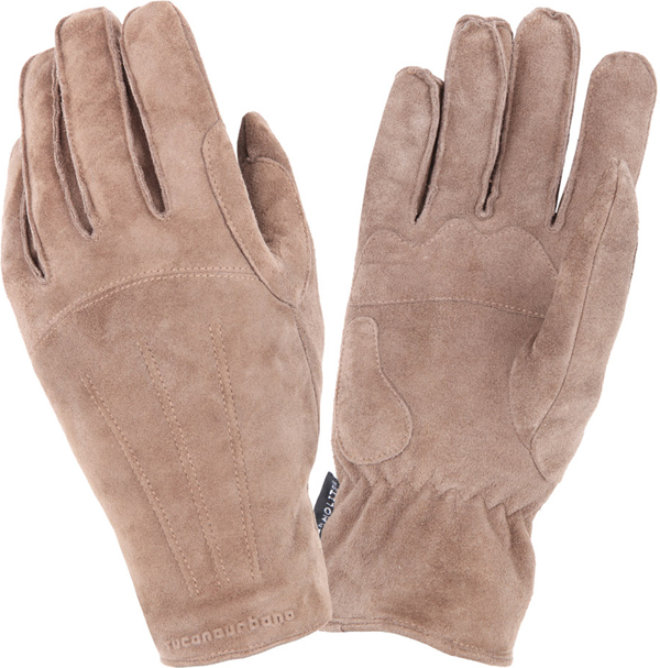 Tucano Urbano Softy Suede gloves beige