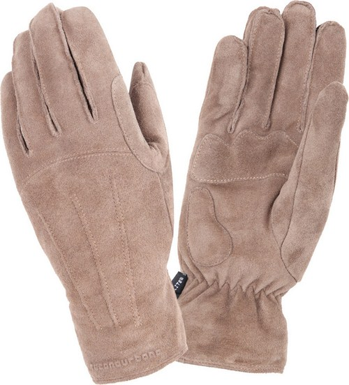 Tucano Urbano Softy Suede Lady gloves beige