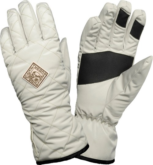 Tucano Urbano winter gloves women Askold Lady 9911 white