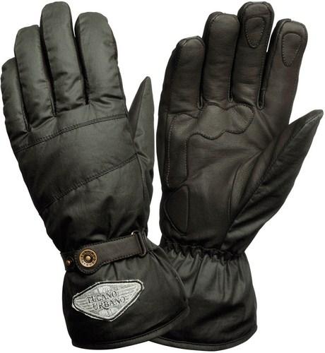 Tucano Urbano winter gloves Knarr 9913 dark green