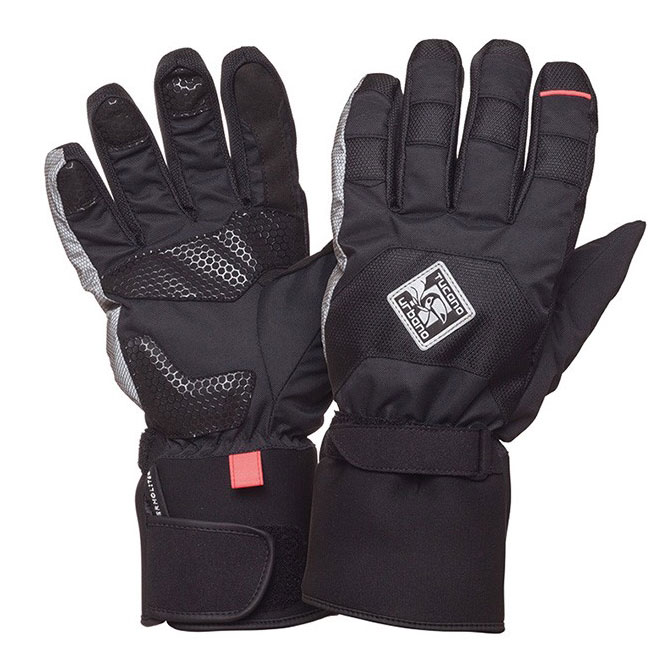 Tucano Urbano Skinsulator winter gloves Black