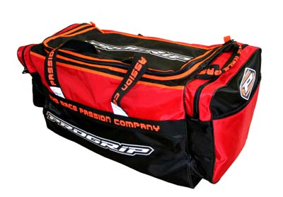Trolley bag Progrip Black Red