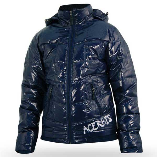 Motorcycle jacket woman Acerbis Nano Storm Lady Blue