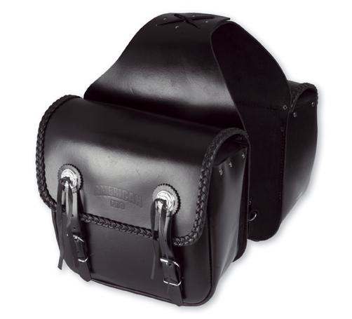 A-PRO Eldorado Custom Leather Saddle-Bags