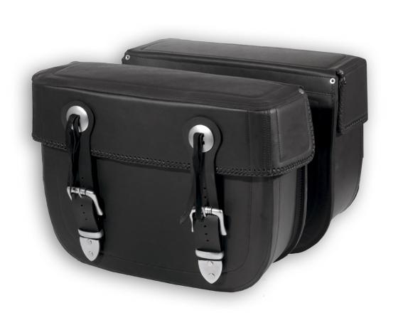 A-PRO Freesky Custom Leather Saddle-Bags