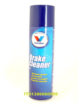 Brake Cleaner Valvoline