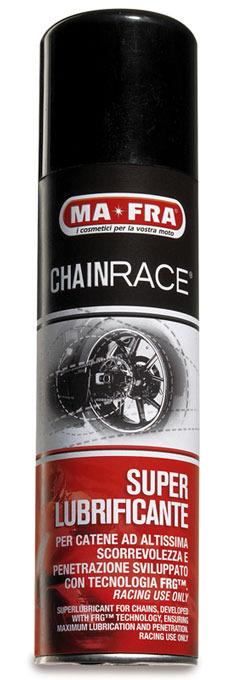 Lubrificante Catena chainrace by MA-FRA, Spray per uso pista