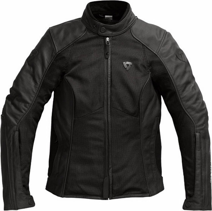 Giacca moto donna Rev'it Ignition 2 Ladies nera
