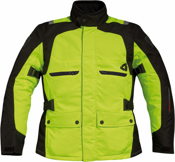Jacket Rev'it Energy HV black-yellow fluo