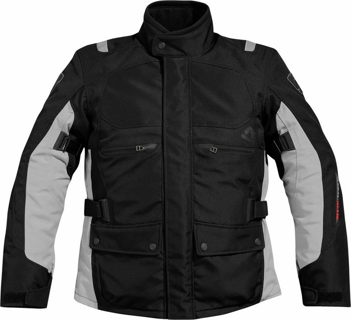 Jacket Rev'it Energy Black-Silver