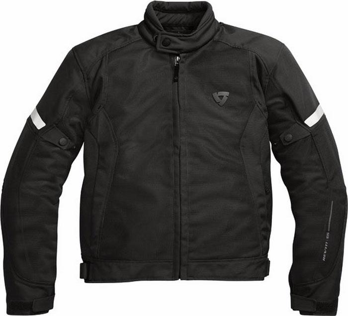 Rev'it airwave summer motorcycle jacket black