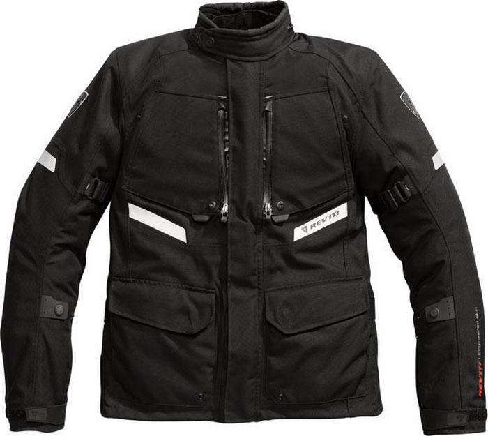 Rev'it Horizon motorcycle jacket black