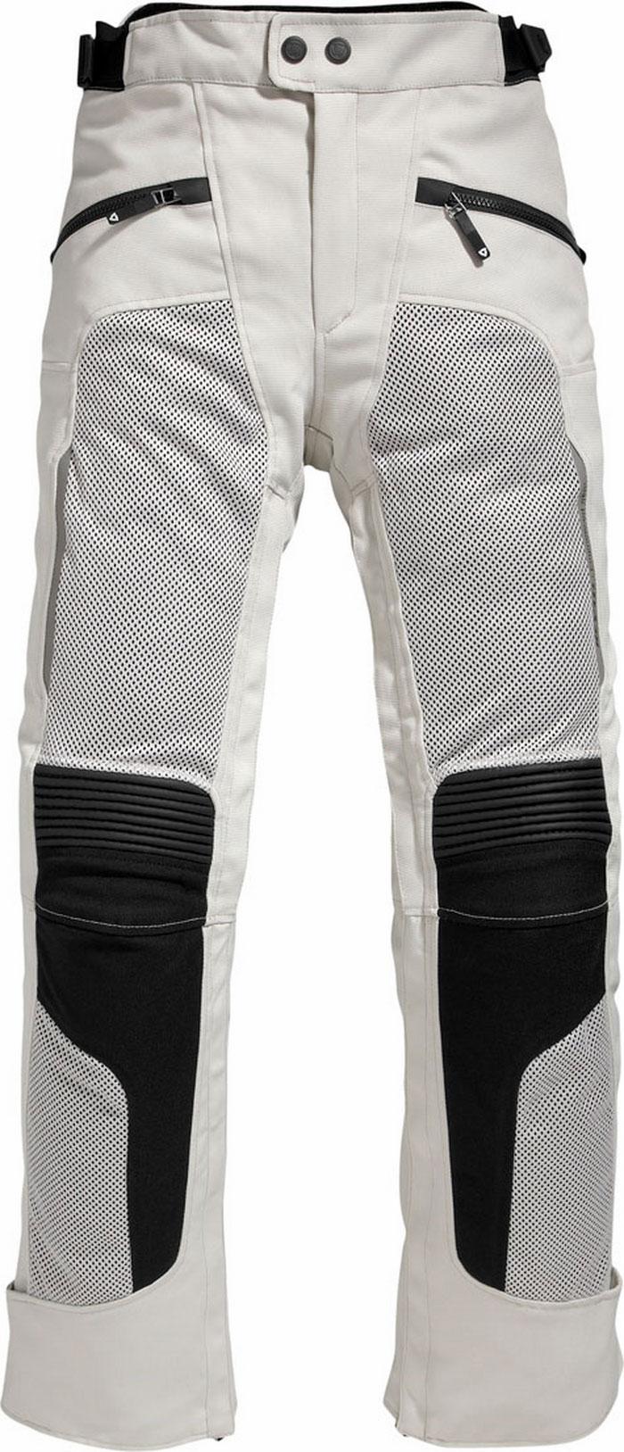 REV'IT Tornado Ladies motorcycle pants col. silver-black
