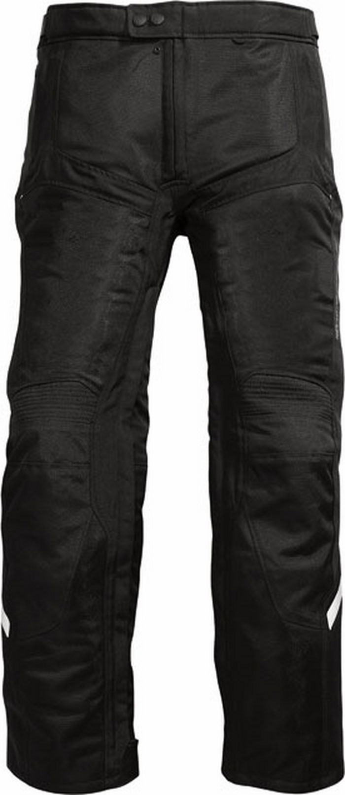 Pantaloni moto estivi Rev'it Airwave neri