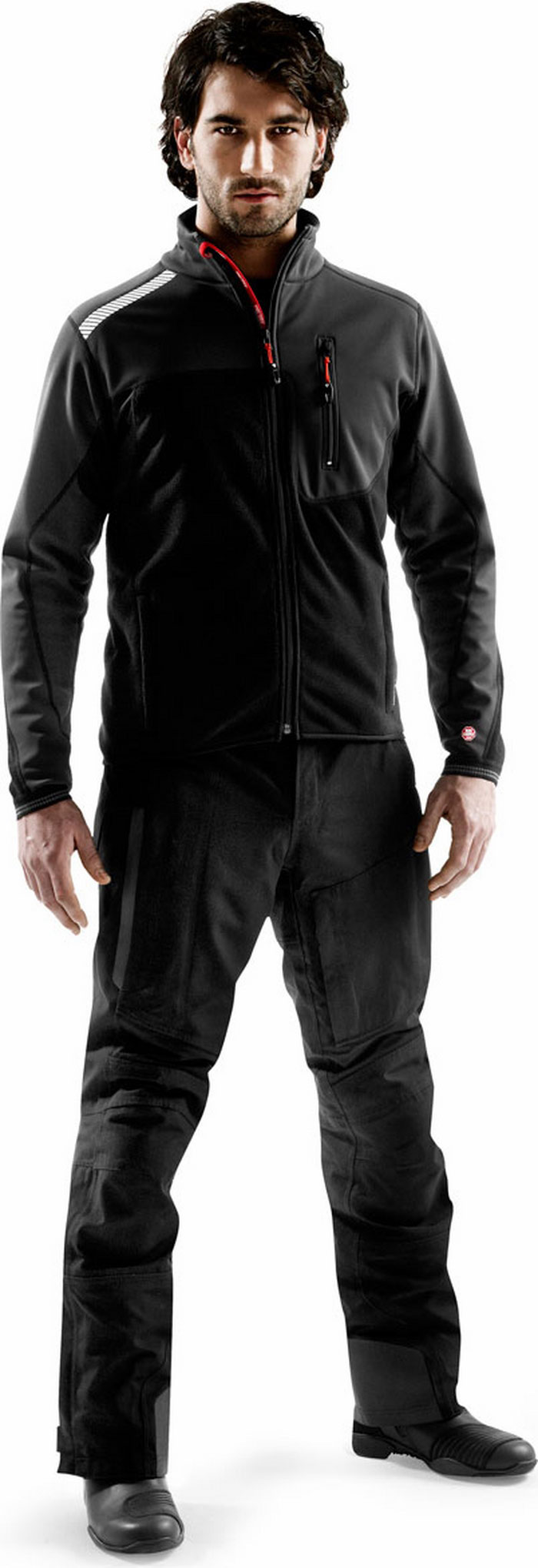 Giacca intima moto Rev'it Samurai Windstopper