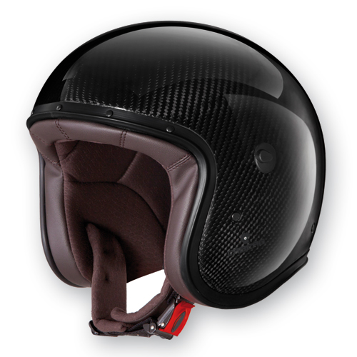 Caberg Carbon Freeride jet helmet Carbon