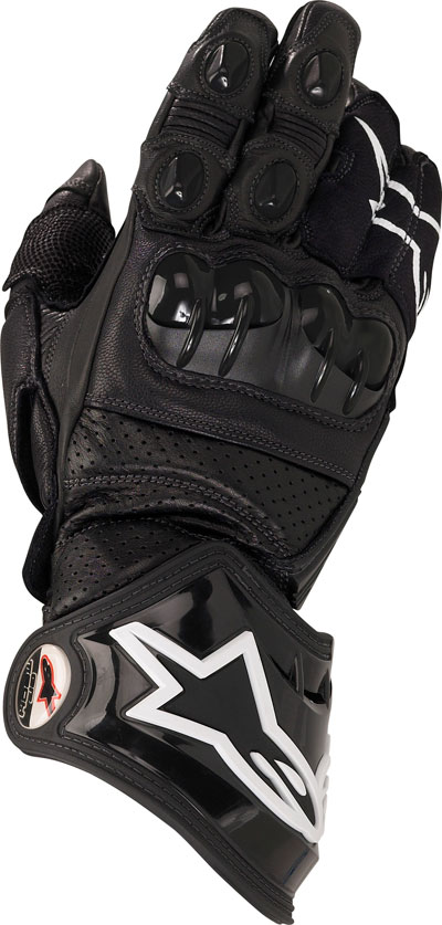 Alpinestars Gp Tech leather gloves black