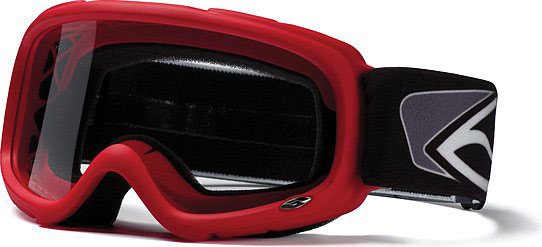 UFO PLAST Smith Gambler MX goggle col. red