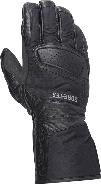 Alpinestars Java X-Trafit RipStop and leather gloves black