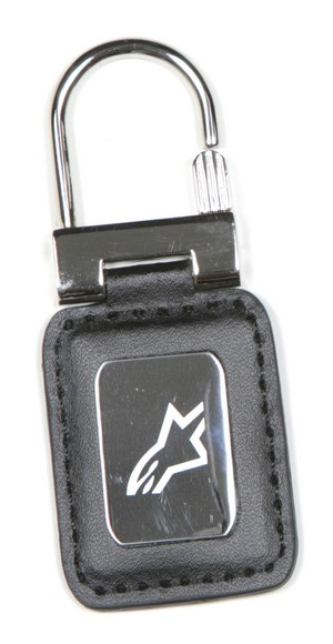Portachiavi Jerez Keychain nero Alpinestars