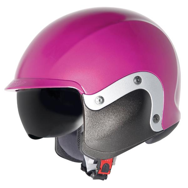 Casco moto Suomy 3LOGY doppia omologazione P-J violet
