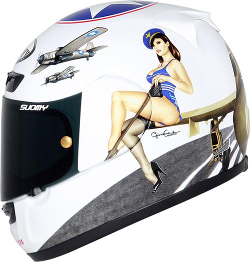 Suomy Apex La Cocca fullface helmet