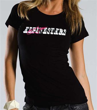 Alpinestars Letterpress Skinnt T-Shirt black