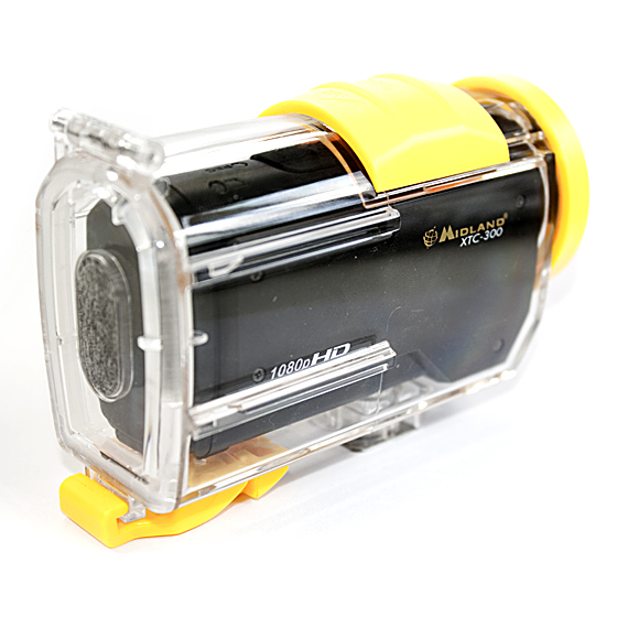 Custodia impermeabile per videocamera Midland XTC-300