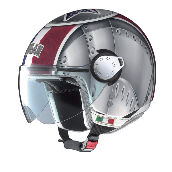Casco moto Nolan N20 Traffic Set Plus Top Gun