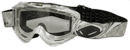 Ufo Plast Nazca Evolution 2 goggle white