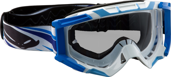 Ufo Plast Mixage goggle blue