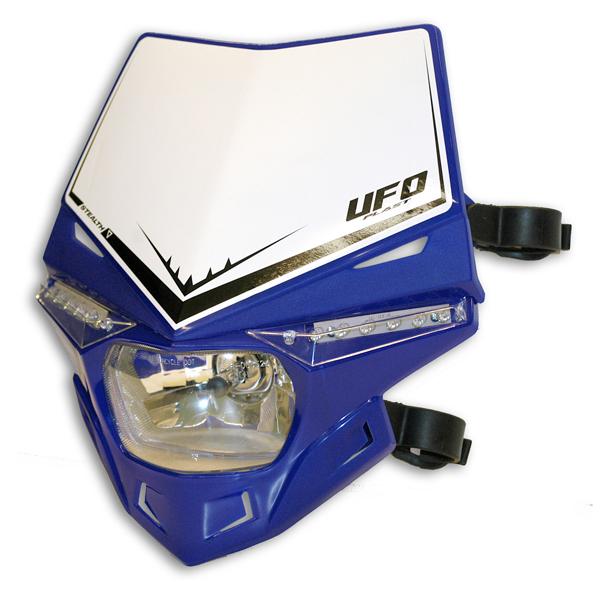 Portafaro Ufo Plast Stealth Monocolore blu reflex