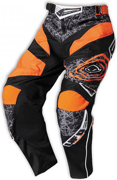 Ufo Plast Mx-22 Boy kid enduro pants orange