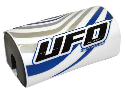 Protezione manubrio per moto cross Ufo Plast  2510 bianca