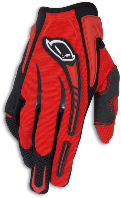UFO Pulse MX Gloves - Col. Red