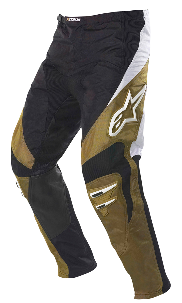 Alpinestars Racer pants black-gold