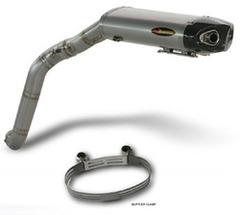 Silenziatore Akrapovic BMW R 1200 S 06-09 Street Legal Titanio