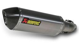 Akrapovic Suzuki GSX-R 600/750 11-Titanium