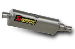 Akrapovic Kawasaki ER-6 09-11 SP line, stainless