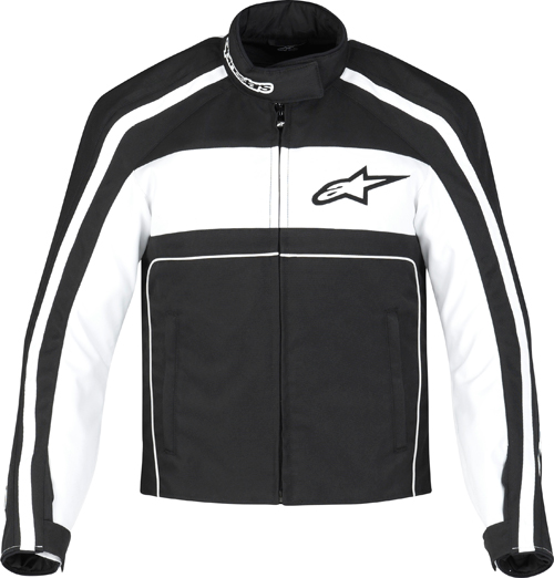 Alpinestars Stella T-Dyno Waterproof women jacket black-white