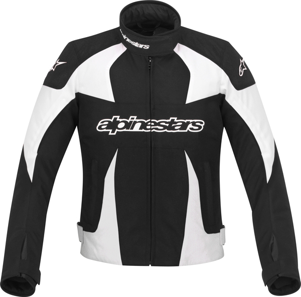 Alpinestars Stella T-GP Plus woman jacket black-white