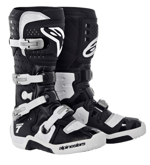 Alpinestars Tech 7 off-road boots black