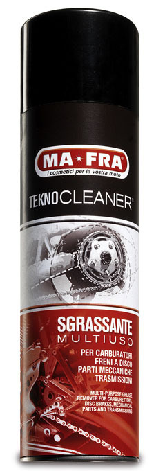 TEKNOCLEANER by MA-FRA, multipurpose degreaser, even for chains