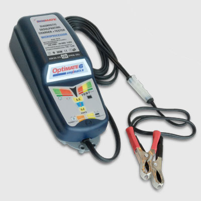 Carica Batteria Auto - Moto TecMate Optimate 6