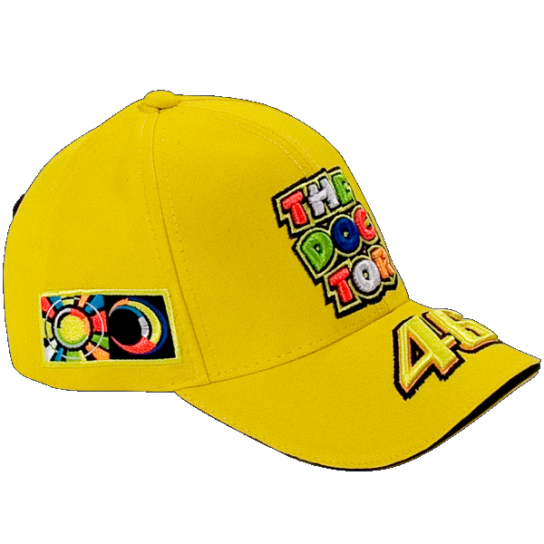 Cappellino bambino VR46 Cap The Doctor